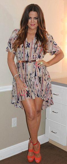Me encanta este vestido, es tan hermoso como el color de sus zapatos #LoveLove