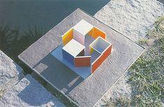 Invenção da Cor (maquete para Penetrável Magic Square 3)