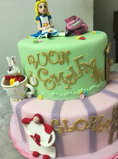 Le dolci tentazioni di Momi  Torta Alice di Monica Sbrofati