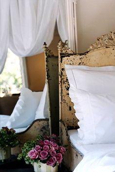 bed via lady gray dreams