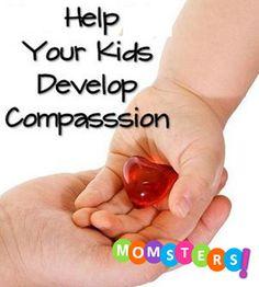 Teaching Children Compassion