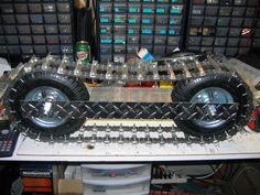 Picture of Robot track system