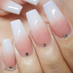 21 Terrific Nude Nail Design Ideas You Can't Pass By ❤ Elegant French Fade picture 3 ❤ We showed you nude nail design in completely different light. It is your choice to pick the best one from the designs that are all extraordinary gorgeous! https://naildesignsjournal.com/terrific-nude-nail-design/ #naildesignsjournal #nails #nudenails