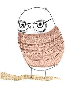 owl by Phillippa Lola