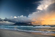 Bloubergstrand, Cape Town, South Africa! Thanks and credit to the talented photographer!