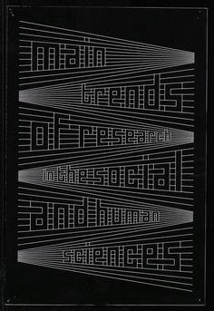 Collectie Nederlands Archief Grafisch Ontwerpers #2
