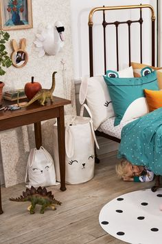 Fali dekoráció - Fehér/hattyú - HOME | H&M HU
