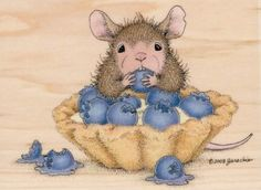 Mudpie and Maxwell from House-Mouse Designs® featured on the The Daily Squeek®… House Mouse Stamps, Mouse Illustration, Mouse Pictures, Mouse Color, Pet Mice, Cute Mouse, Little Critter, Penny Black, Whimsical Art