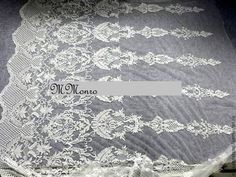 Шитье ручной работы. Элитное кружево, серебристая вышивка, Джэмма. ElizAndersen. Интернет-магазин Ярмарка Мастеров. Хлопковая ткань