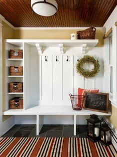 Home Channel TV: Marvelous Mudrooms
