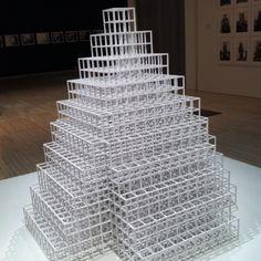 Modern sculpture, AGNSW