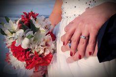Just the 3 of us Wedding Bride, Our Wedding, Grooms, Brides, Weddings, Boyfriends, Wedding, The Bride, The Bride