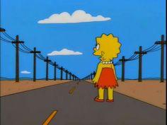 Episode Lost Our Lisa Simpsons Meme, The Simpsons, Playlists, Meme Pictures, Meme Pics, Puff Girl, Visual Diary, Lisa Simpson, Black Art