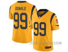 http://www.jordannew.com/nike-los-angeles-rams-99-aaron-donald-gold-mens-stitched-nfl-limited-rush-jersey-free-shipping.html NIKE LOS ANGELES RAMS #99 AARON DONALD GOLD MEN'S STITCHED NFL LIMITED RUSH JERSEY FREE SHIPPING Only $23.00 , Free Shipping!