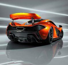 McLaren-P1