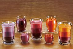 Love Partylite candles!