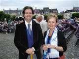 Marc and Irena Rieu