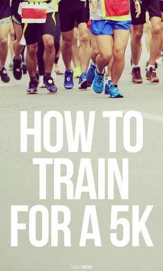 It's training season! Make it happen this year.