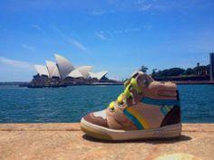 Notre Babybotte est à Sydney en Australie !