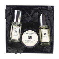 Jo Malone London 'Mini Collection' Cologne + Body Cream (Ivory) New In Gift Box