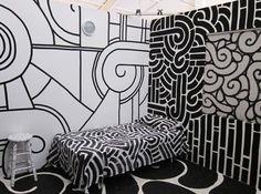 The work of Aaron de la Cruz...amazing designs.