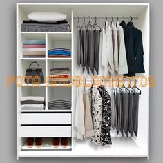 Printing Videos Technology Architecture Home Office Closet Ideas Wardrobe Door Designs, Wardrobe Design Bedroom, Bedroom Cupboard Designs, Wardrobe Furniture, Wardrobe Cabinets, Wardrobe Doors, Wardrobe Closet, Closet Designs, Clothes Cabinet Bedroom
