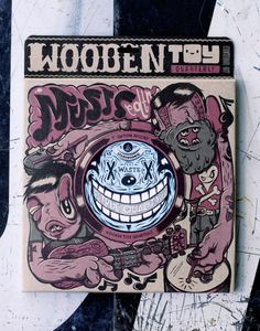 Wooden Toy Quarterly