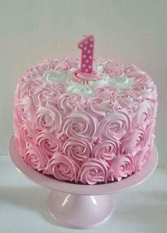 Elegant Picture of Fake Birthday Cake . Fake Birthday Cake Large Pink Rosette First Birthday Fake Smash Cake Photo Prop Party 1st Birthday Cakes, Girl First Birthday, Birthday Parties, Birthday Ideas, Pink Smash Cakes, Girl Cakes, Bolo Barbie, Cake Smash Photos, Cake Photos