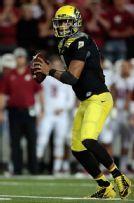 Oregon Ducks Vs Washington State Photos - ESPN