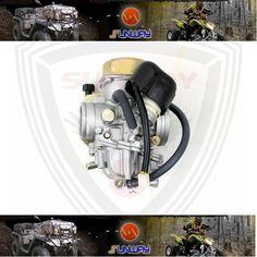 30MM Motor Carburetor for CVK250-350 LINHAI 260 YP260 ATV Engine With Electric Heating Carburetor Free Shipping