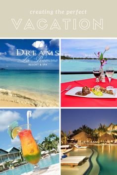 Want to know the secrets to the perfect Dreams La Romana getaway? Beautiful walks along the beach. Gourmet meals with a view. Delicious cocktail concoctions that that are too pretty to drink. Gourmet Meals, Gourmet Recipes, Dreams Resorts, Spa Offers, Us Beaches, Dominican Republic, Resort Spa, Beach Resorts, Dream Vacations