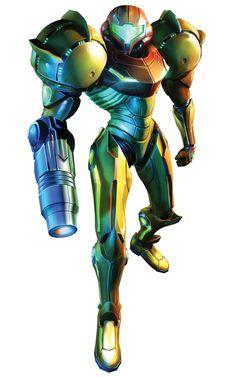 Metroid Prime 3: Corruption - Varia Suit