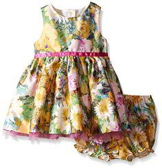 182a3913383 Pippa   Julie Baby Floral Shantung Dress