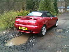 MG MGF 1.8 VVC 1999 Nightfire Red Hardtop And Convertible    - http://classiccarsunder1000.com/?p=63155