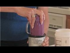 Start every day off w/ a meal replacement shake for fast fat loss. I show you how to make the perfect one
