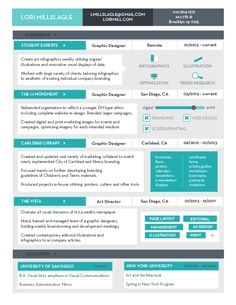 1000+ images about Beautiful Resume EXAMPLES on Pinterest | Resume ...