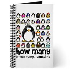 too many penguins Journal
