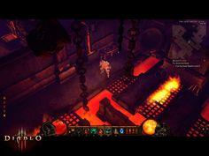 ArtStation - Diablo 3 : The Keep, Patrick Stone