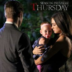 """""""Can Hayley reunite with her daughter for good? Find out when #TheOriginals returns Thursday at 9/8c on The CW!"""""""