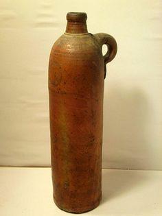 Circa 1850 Antique Pitcher/jug Stoneware Selters Nassau Germany | Antique Stoneware Shop