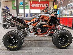 Yamaha Raptor, Ktm Rc8, Suzuki Bikes, Sand Toys, Quad Bike, Four Wheelers, Dirtbikes, Outdoor Toys, Truck Camper