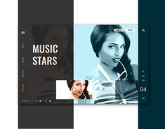 Jobs Apps, New Work, Behance, Photoshop, Stars, Gallery, Creative, Music, Check