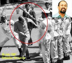 Sri Lanka probes 'plot' by Rajiv Gandhi's would-be assassin Rajiv Gandhi, International News, Assassin, Sri Lanka, Che Guevara, Presidents, Sayings, Lyrics