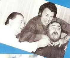 FERRUCCIO TAGLIAVINI ( TENOR ),GIANFRANCO CECCHELE ( TENOR ) & LUCIANO PAVAROTTI ( TENOR )