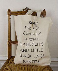 Goodie Bag!!!