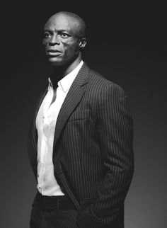 Seal, Loved his earlier music he's toned down as he got older.