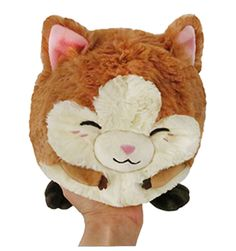 """Squishable Mini Cheeky Hamster 7"""" 