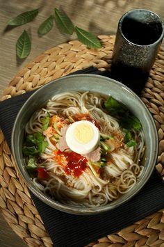 Naengmyeon, Korean Cold Noodles