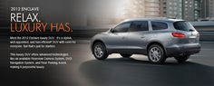 Buick Enclave - Has a third row!!