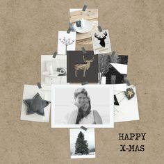 """Kerstkaart, Christmas card, x-mas, made by Huis van """"Mijn"""". Te bestellen via http://www.kaartje2go.nl/kaartenwinkel/Huis+van+Mijn/sorteer:nieuwste-kaarten"""